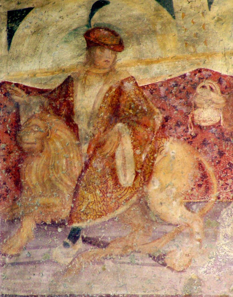 500 ans des fresques de l'église Saint-Apollinaire