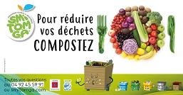 Deux nouveaux sites de compostage